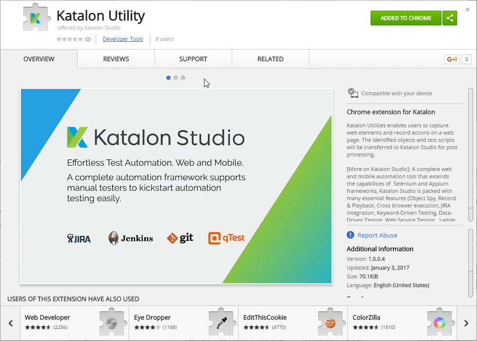 Katalon Studio 4 4 is available for download | Katalon Studio