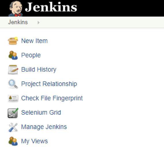 Create New item in Jenkins