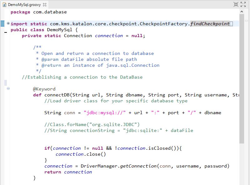 How to Perform Database Testing Using Katalon Studio - DZone