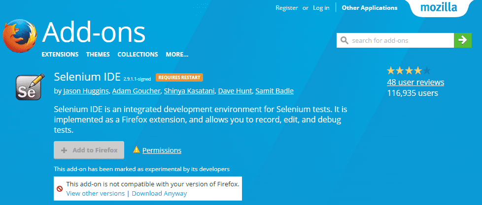 Top 3 Selenium IDE alternatives for Firefox & Chrome (Updated 2019)