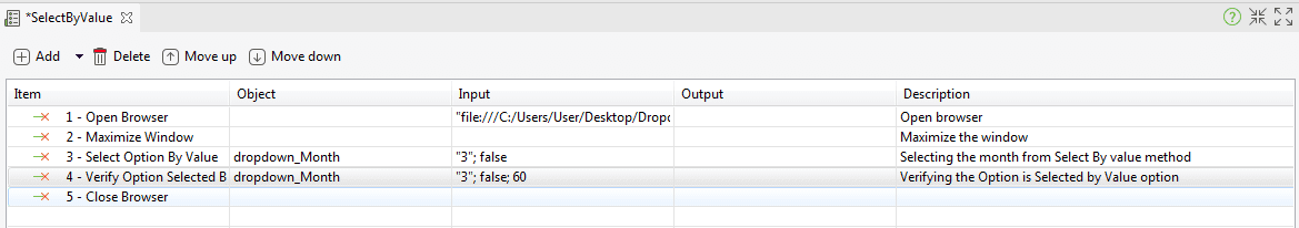 How to Handle Dropdowns Using Katalon Studio - DZone DevOps