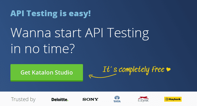 Top 5 Free API Testing Tools (New & Updated Tools) | Katalon