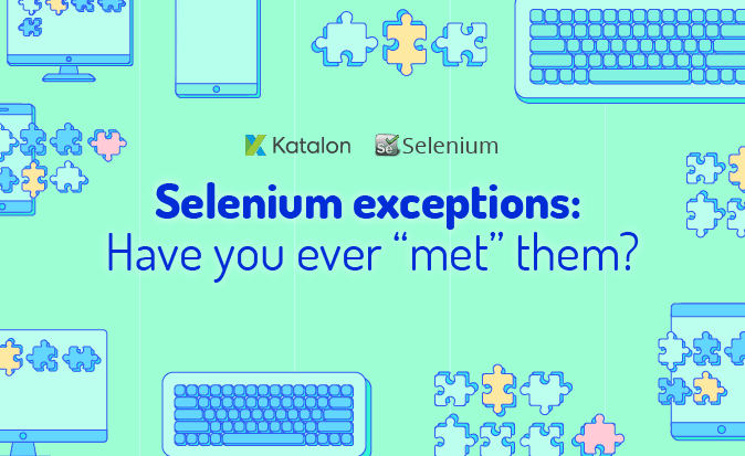 43 Common Exceptions in Selenium | Complete List (Updated 2018)