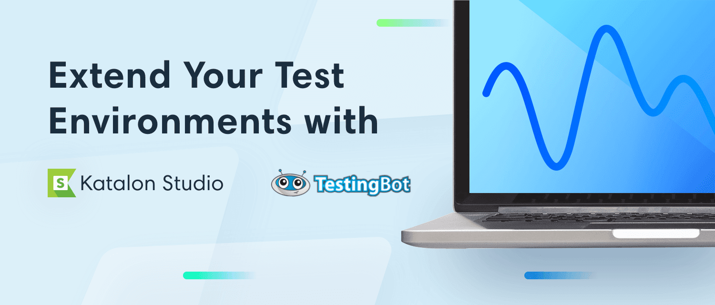 katalon testingbot integration
