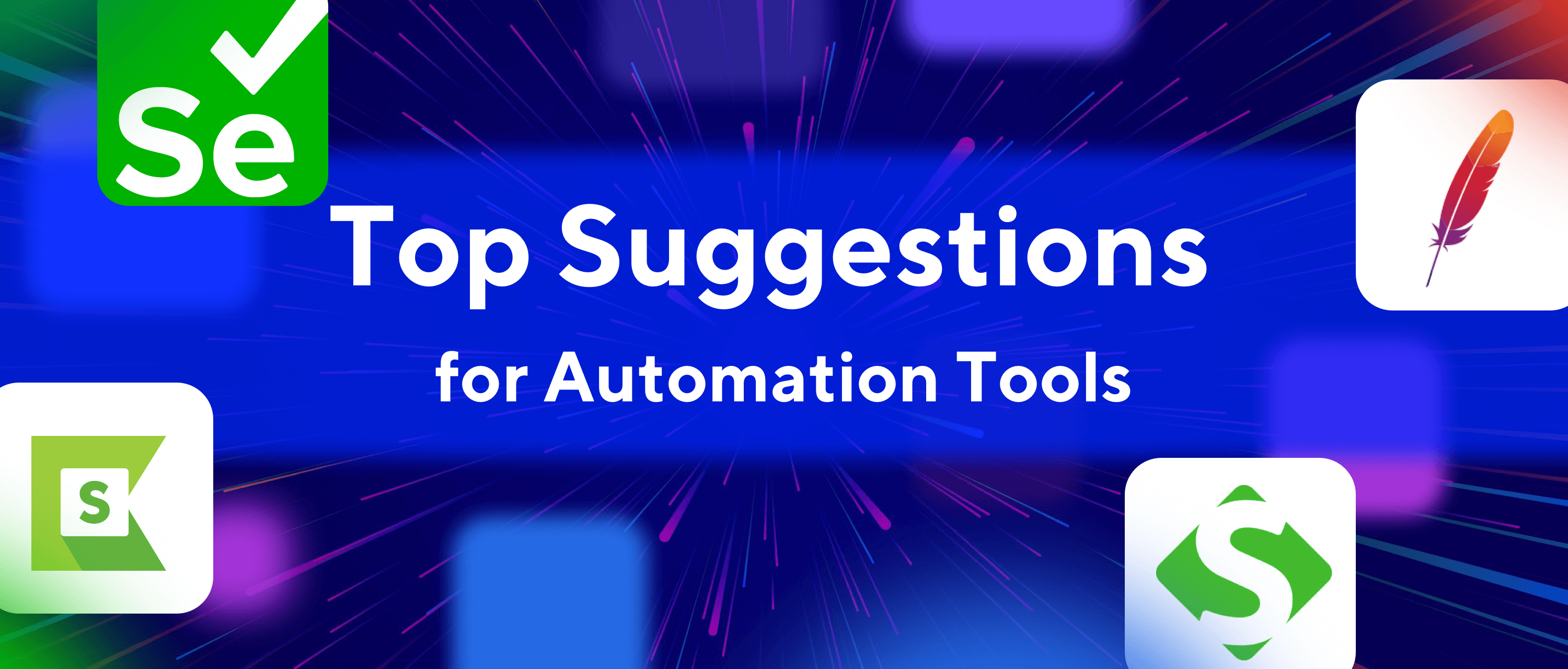 Top Automation Tools