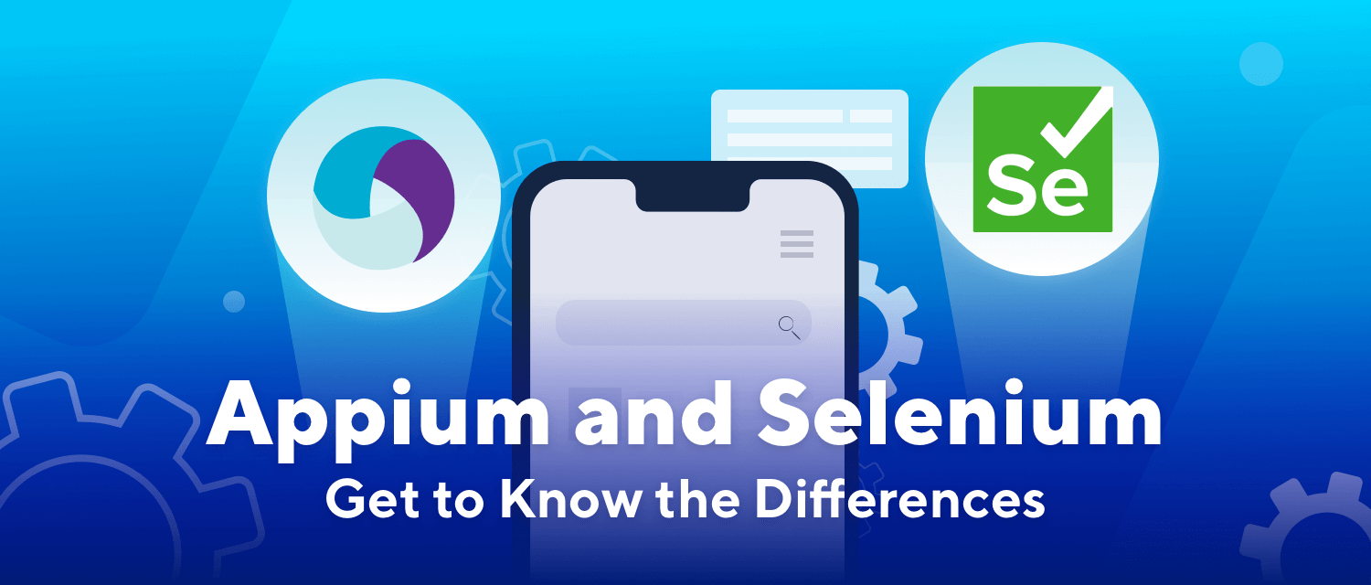 Differences between Selenium and Appium
