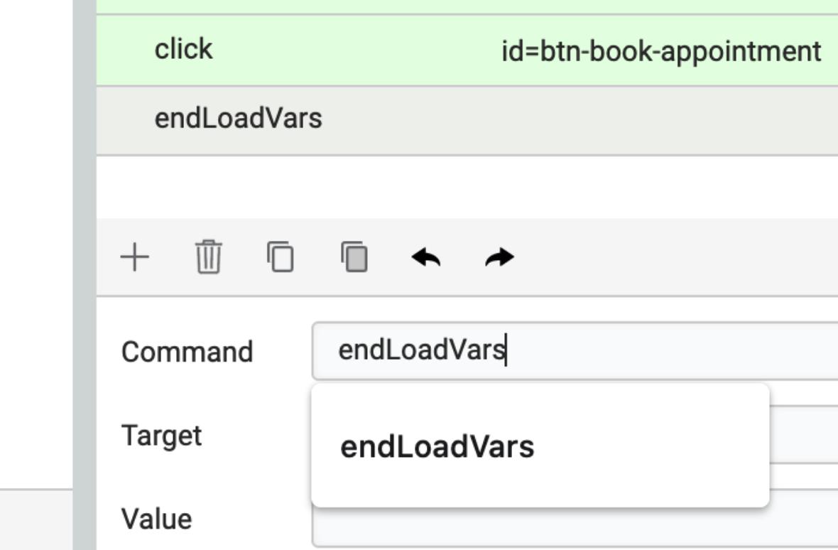 End load external file